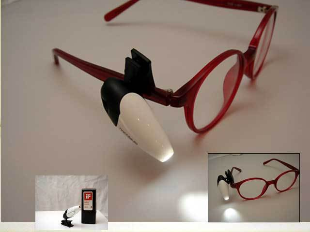 lampe de lecture pour lunettes weboptique. Black Bedroom Furniture Sets. Home Design Ideas